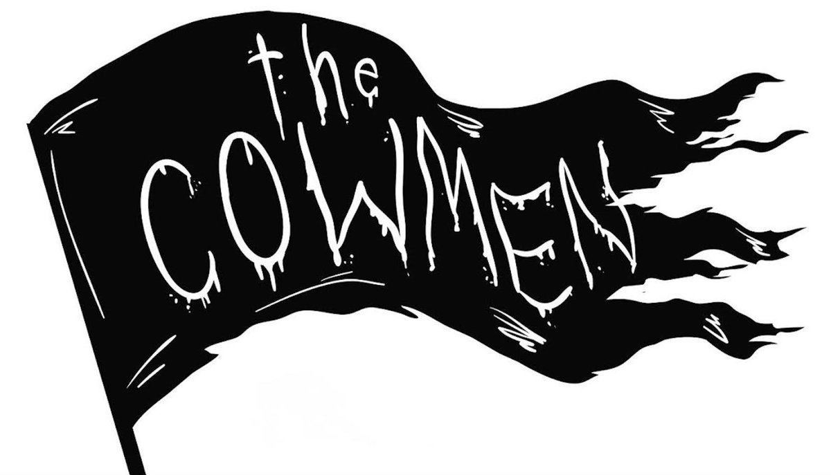 The Cowmen The Cowmen The lucky bone show #13by marcus parks. the cowmen the cowmen