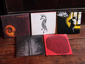 PROMO Bundle CD Artús discography photo