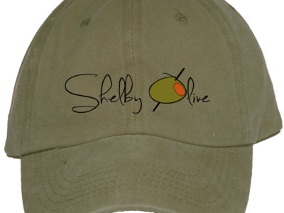 Shelby Olive Baseball Hat main photo