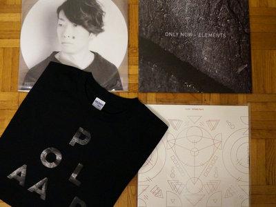 Pack #3: T-Shirt + 3 Vinyls main photo