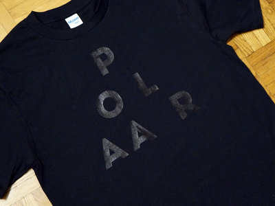 T-shirt black/black main photo