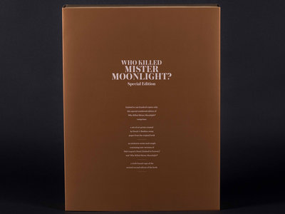 'Who Killed Mister Moonlight' 2nd Edition - Deluxe Set main photo