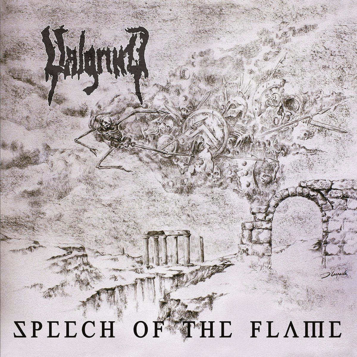 Speech of the Flame | VALGRIND