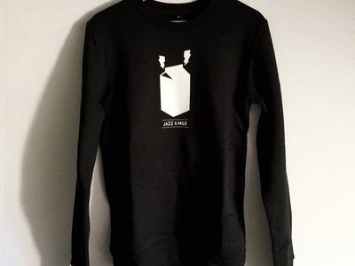 Classic Jazz & Milk logo sweater main photo