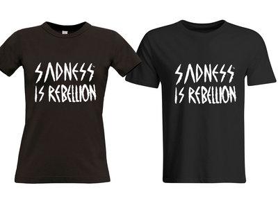 Lebanon Hanover Sadness is Rebellion T-Shirt (Men or Women) main photo