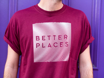 Better Places Tour Tee main photo