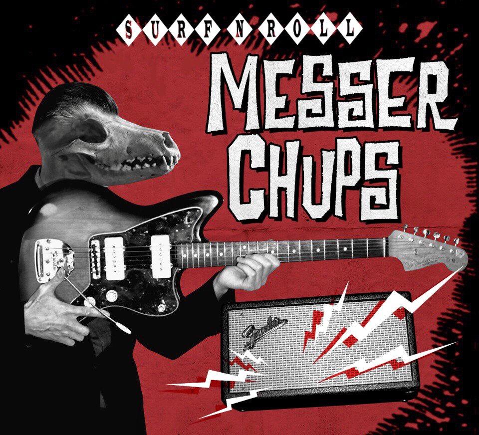 Mondo Harp | Messer Chups