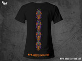 Psychedelic Ornament T-Shirt for women photo