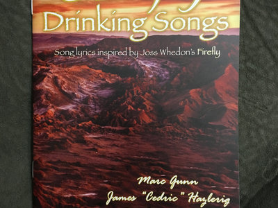 Songbook: Firefly Drinking Songs main photo