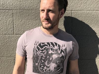 EagleWolfSnake unisex shirt main photo