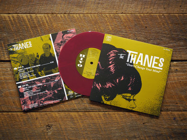 """7"""" Oxblood Red vinyl, Limited Ed. 150 copies main photo"""