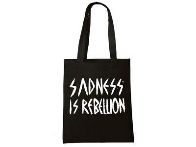 Lebanon Hanover Sadness is Rebellion - Tote Bag main photo