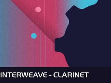 Interweave for Clarinet Quartet (Digital Score) [Cameron Lam] main photo