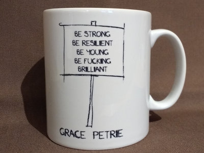 Be Strong, Be Resilient Mug main photo