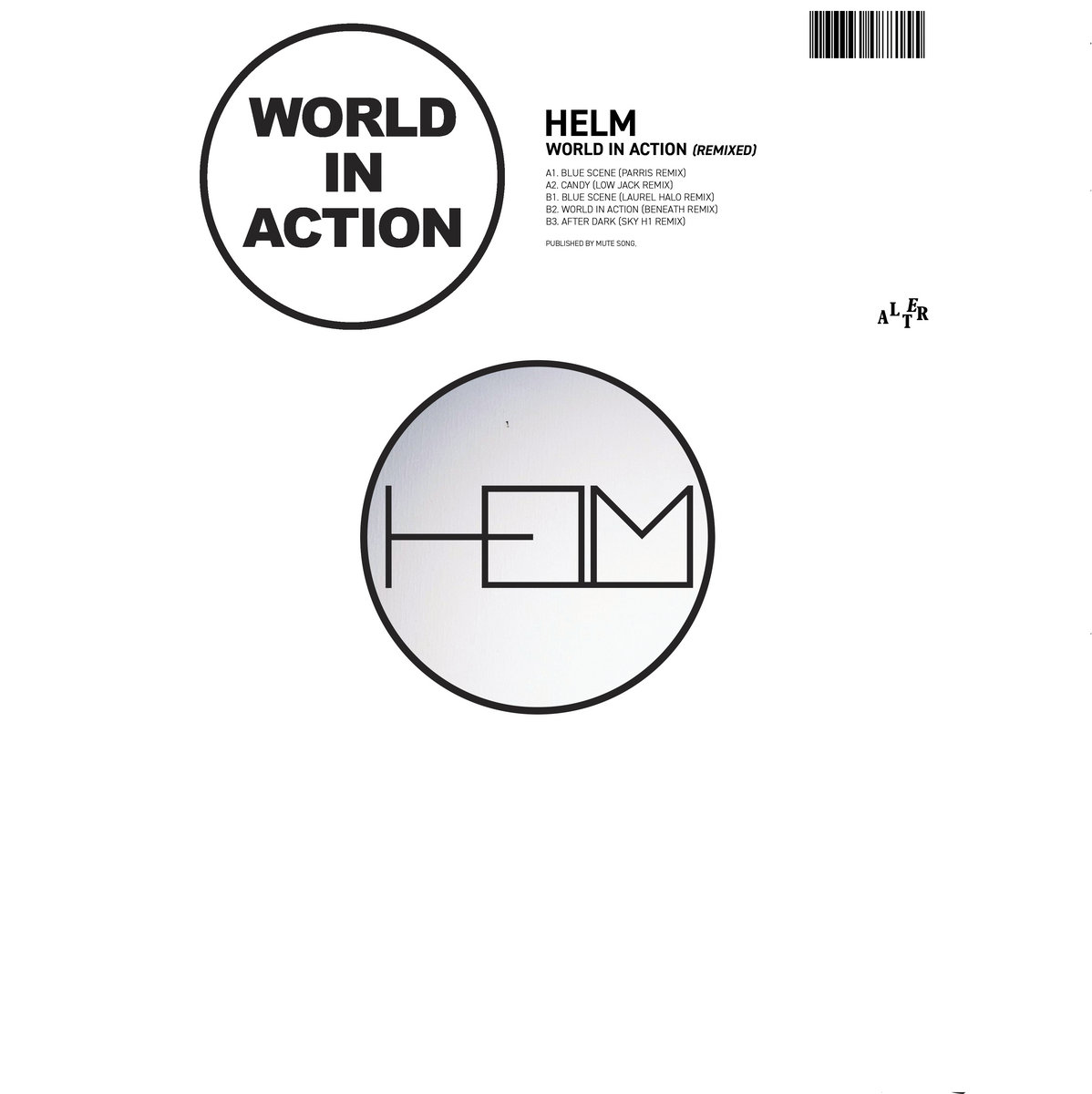 World In Action (Beneath Remix) | Helm