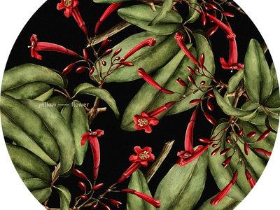 YFSLIP003 - Yellow Flower Single Slipmat main photo