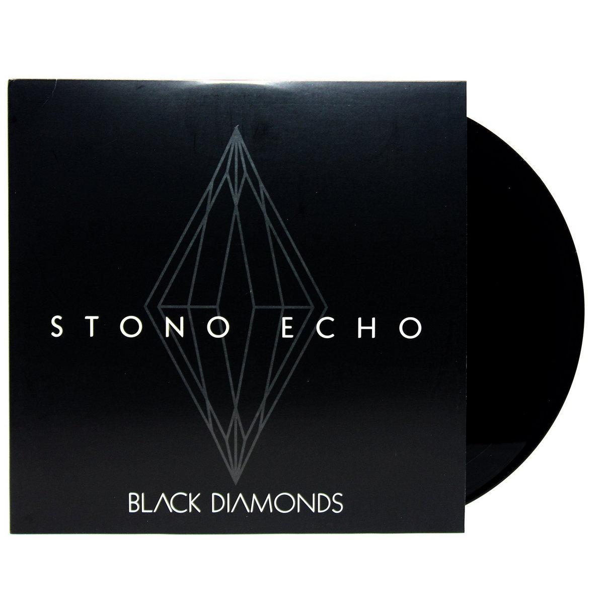 FP008 - Black Diamonds | FULL PLATE
