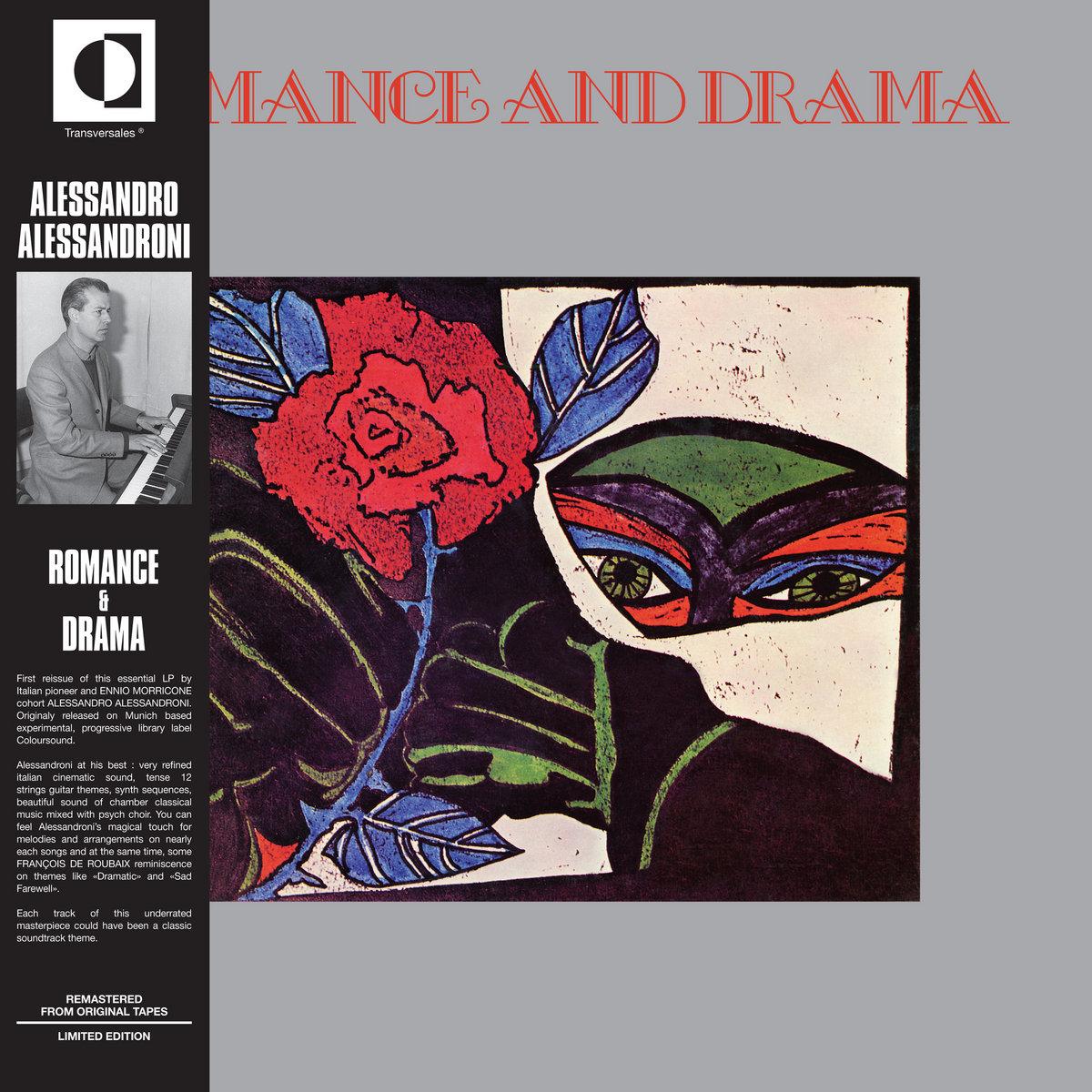 Romance & Drama | Transversales Disques