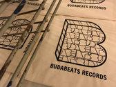 Budabeats Records Tote Bag photo