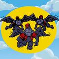 Los Monos Voladores del Sr. Burns image
