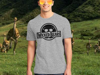 Jurassic Bear T-Shirt main photo
