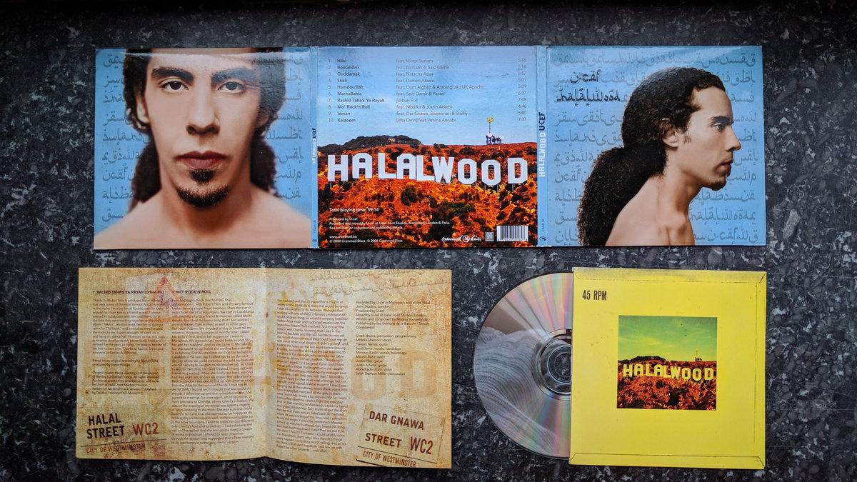 Rachid Taha's Ya Rayah (Urban Fix) | Crammed Discs