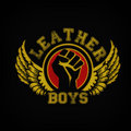 Leather boys image