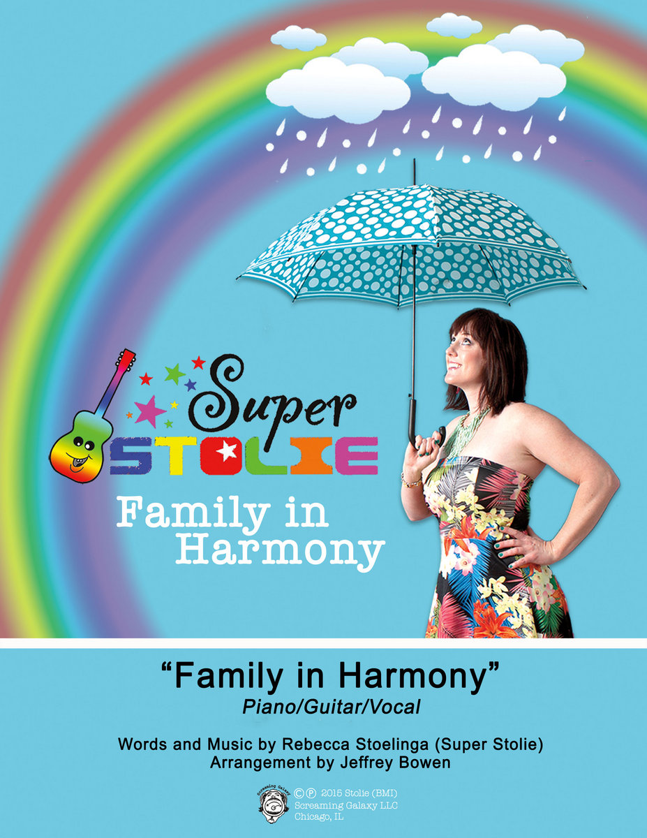 Family In Harmony Super Stolie