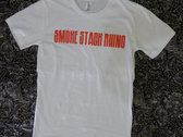 'Garden' Tribute T-Shirt - White photo