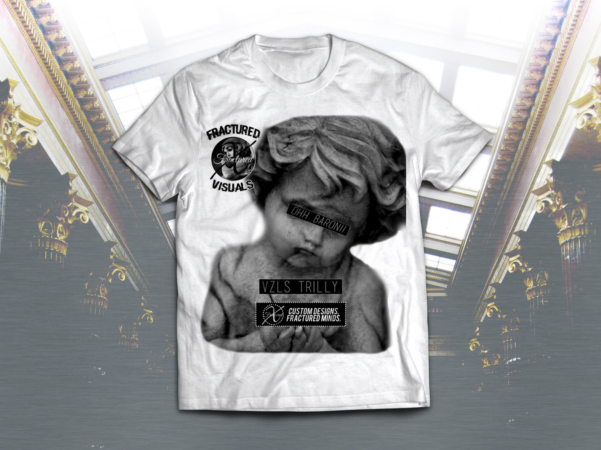 Mixtape T-Shirt of their 24 Greatest Hits Dream On Crazy