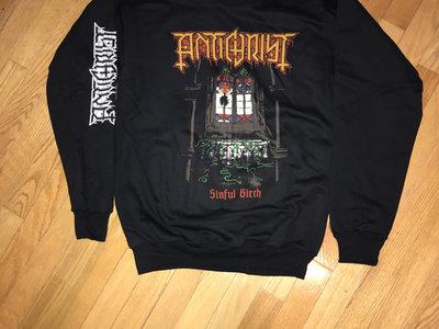 Sinful Birth Crewneck Sweatshirt main photo