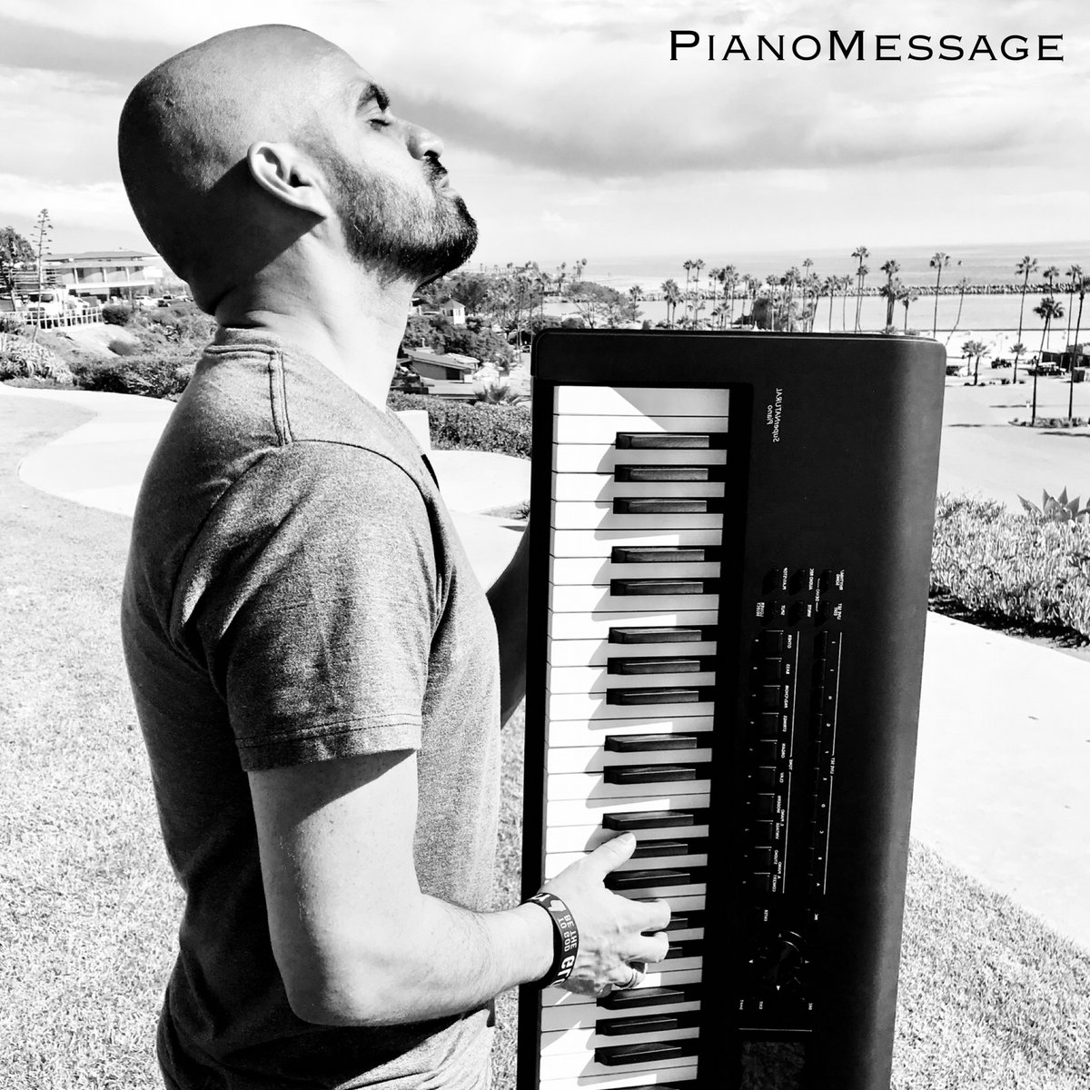 Instrumental Worship Music | PianoMessage • Moses Hilario