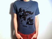 Blue Wave Shirt - Small photo