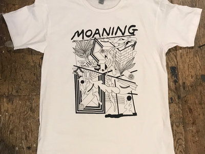 Moaning Brick T-Shirt main photo