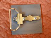 SECRETARY belt buckle photo