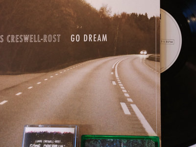 Gone Dreamin' Cassette & Go Dream Vinyl main photo