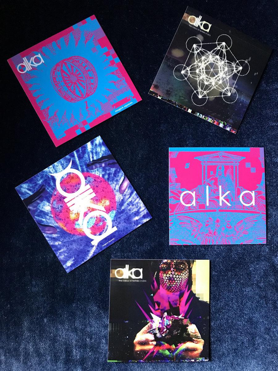 f4519a372103 alka sticker collection 5 design pack | alka