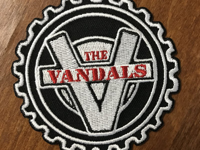 Vandals Embroidered Cog Patch main photo