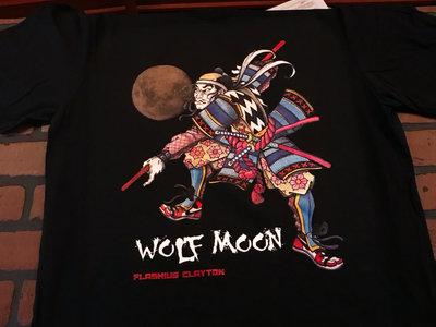 Wolf Moon T-Shirt & Digital Download main photo