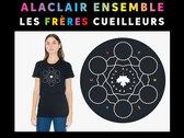 T-shirt logo Les Frères Cueilleurs photo