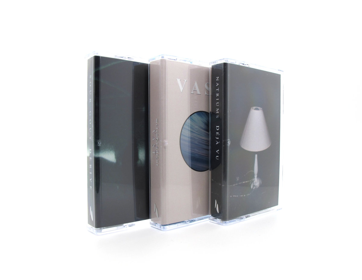 Cassette Bundle (007-009) | New Motion
