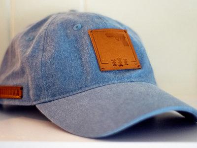 enforcer cap, blue main photo