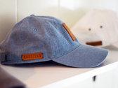 enforcer cap, blue photo