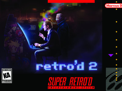 Retro'd 2 SNES Box Set (Silver Edition) main photo