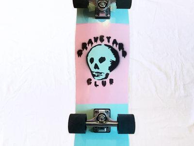 Graveyard Club Skateboard by Ivy main photo