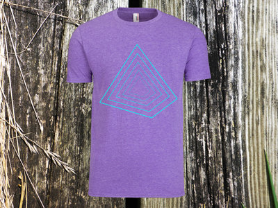 Pyramid Blood Logo T-shirt (includes download) main photo