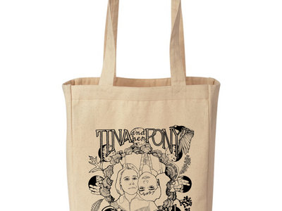 T&HP Canvas Tote Bag main photo