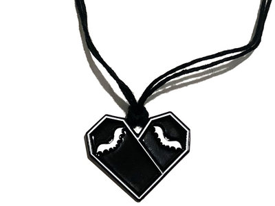 NEW Coffin Heart Necklace main photo