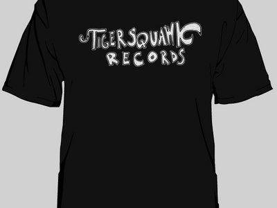 Tigersquawk Records shirt main photo
