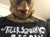 Tigersquawk Records shirt photo